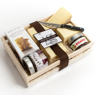 For The Cheddar Connoisseur Gift Crate