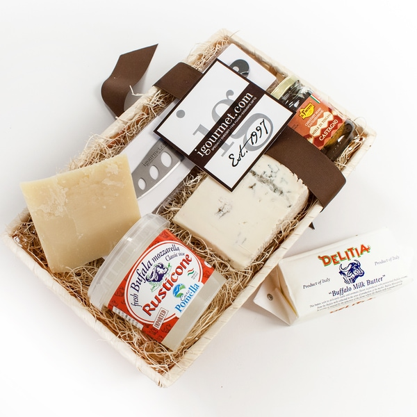 The Italian Buffalo Milk Gift Crate