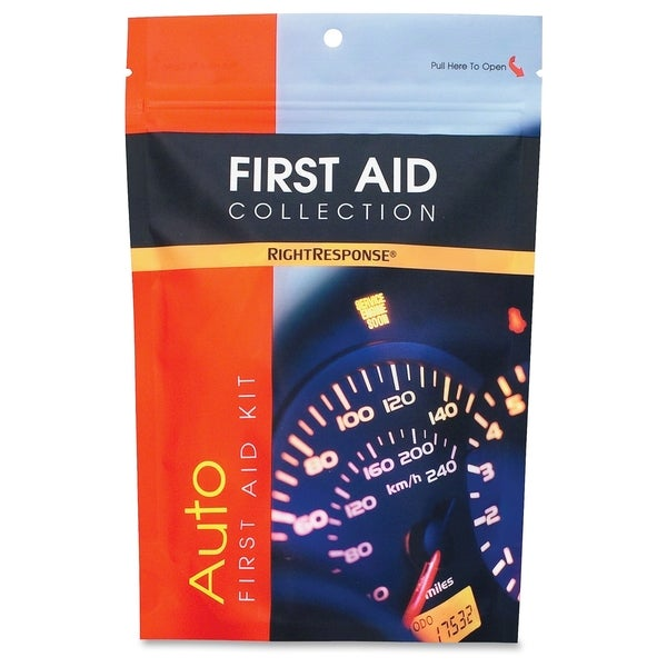First Aid Only RightResponse Auto First Aid Kit (Pack of 3)