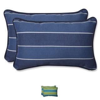 Pillow Perfect Outdoor Wickenburg Rectangular Throw Pillow (Set of 2)