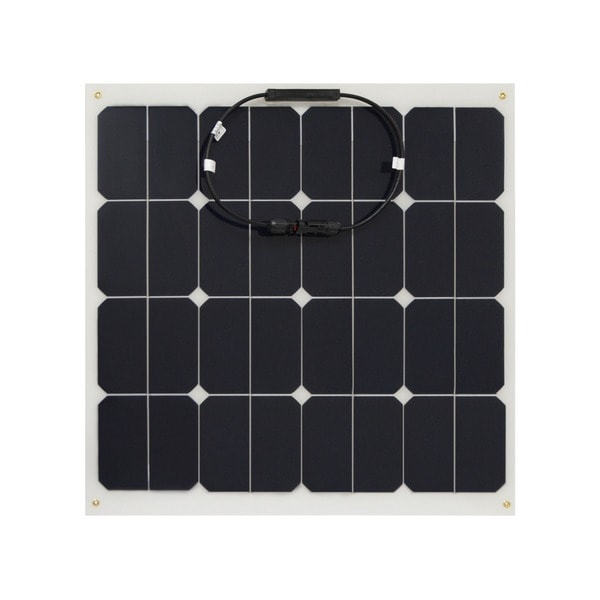 Renogy 50-watt 12V Monocrystalline Bendable Solar Panel