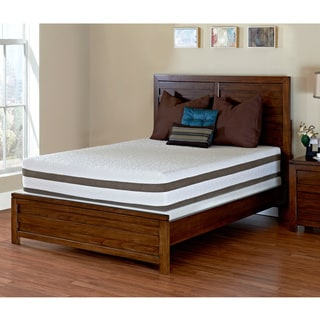 Purelife Maclaren 12-inch Split California King-size Memory Foam Mattress