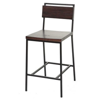 Olympia 26 and 30-inch barstool by Fashion Home