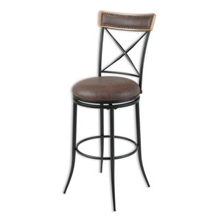 Boise 26 or 30-inch Barstool by Fashion Home