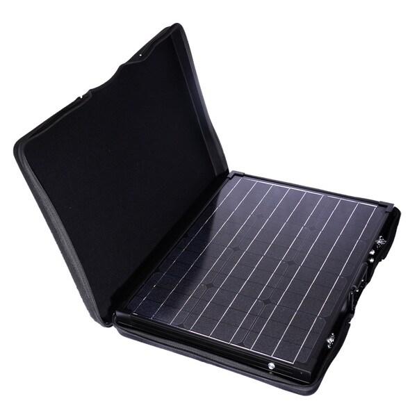 Renogy 100W 12V Foldable Solar Suitcase