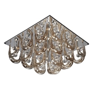Lite Source Pasquale 16-light Flush Mount
