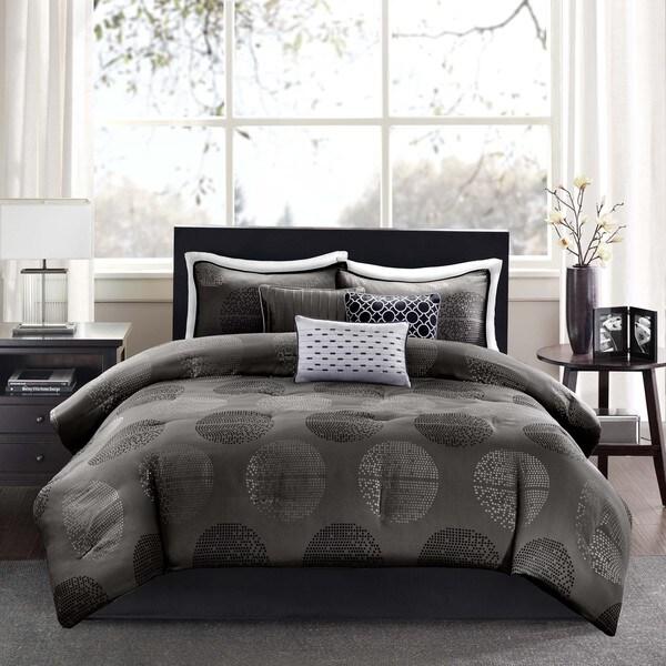 Madison Park Stephens 7-Piece Comforter Set
