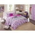 Intelligent Design Audrey Coverlet Set