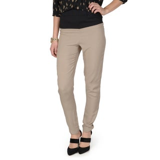 Hailey Jeans Co. Junior's Colorblocked Skinny Leg Trousers