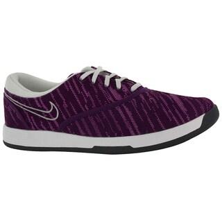 Nike Womens Lunar Duet Sport Grape/ Silver/ Pink Golf Shoes