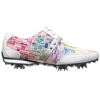 FootJoy Womens LoPro Collection Buckle Golf Shoes