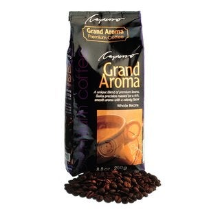 Capresso Grand Aroma Whole Bean Coffee (8.8oz), Espresso