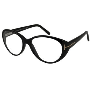 Tom Ford Women's TF5245 Oval Reading Glasses