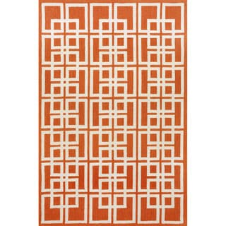 Geometric Outdoor Rug (3'6X5'6)