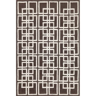 Geometric Outdoor Rug (7'6X9'6)