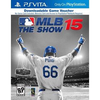 PS Vita - MLB 15: The Show (Game Voucher)