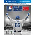 PS Vita - MLB 15: The Show (Game Voucher)
