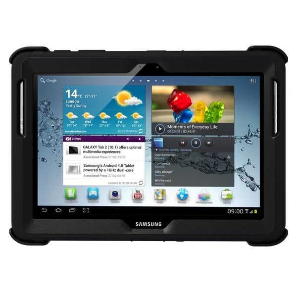 OtterBox Defender Series Case for 10.1-Inch Samsung Galaxy Tab 2