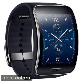 Samsung Galaxy Gear S R750 GSM 2G/ 3G Curved Super AMOLED Smart Watch
