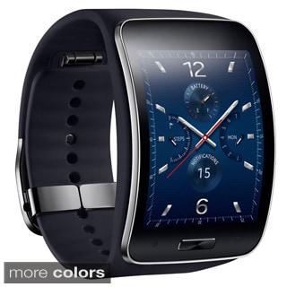Samsung Galaxy Gear S R750 GSM 2G/ 3G Curved Super AMOLED Smart Watch