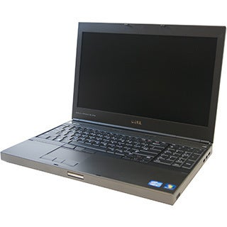 Dell Precision M4600 Intel Core i7 Quad 2.3GHz 8GB 128GB SSD 15.6-inch Laptop (Refurbished)