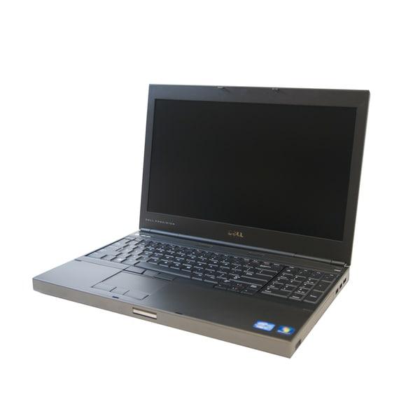 Dell Precision M4600 Intel Core i7 Quad 2.3GHz 8GB 256GB SSD 15.6-inch Laptop (Refurbished)