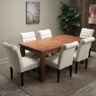 Christopher Knight Home Montero 7-piece Espresso Dining Set
