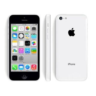 Apple iPhone 5C White 16GB Unlocked GSM 4G Smartphone (Refurbished)