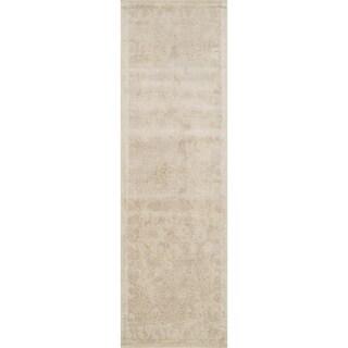 Emerson Antique Ivory/ Beige Runner Rug (2'4 x 7'9)