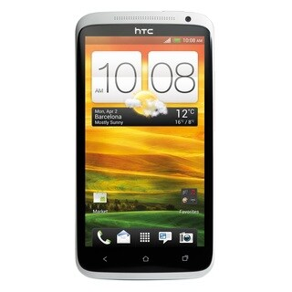 HTC One X White 16GB AT&T Unlocked GSM 4G LTE Android Smartphone with Beats Audio (Refurbished)
