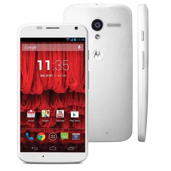 Motorola Moto X XT1058 White 16GB Unlocked GSM 4G LTE Android Smartphone (Refurbished)