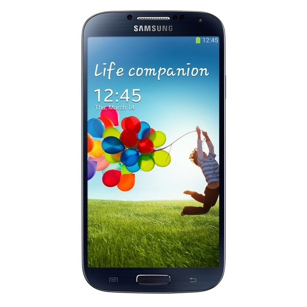 Samsung Galaxy S4 I9505 Black 16GB 4G LTE Unlocked GSM Phone (Refurbished)