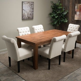 Christopher Knight Home Montero Wood Dining Table