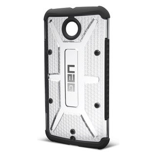 Urban Armor Gear Case and Screen Protector for Motorola Nexus 6