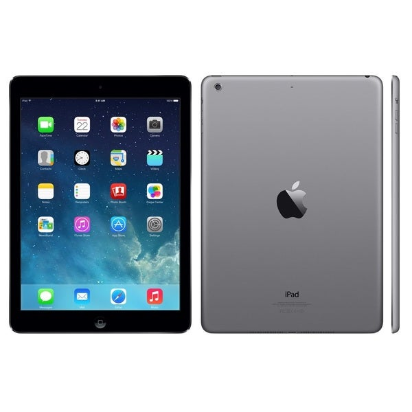 Apple iPad Air 32GB AT&T Unlocked GSM 4G + Wi-Fi Tablet