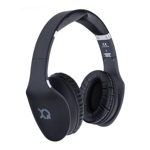 Xqisit LZ380 Bluetooth Wireless Foldable Over-ear Stereo Headphones