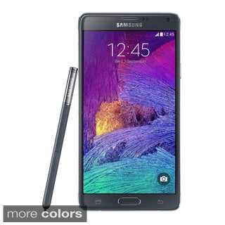 Samsung Galaxy Note 4 N910A 32GB AT&T Unlocked GSM 4G LTE Android Cell Phone