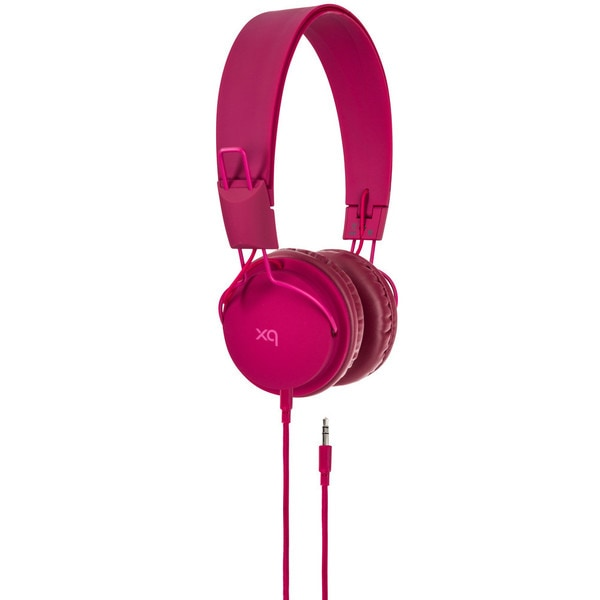 Xqisit Stereo Premium Berry Foldable Headset