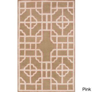 Beth Lacefield : Hand-Tufted Julissa Indoor Wool Rug (8' x 11')