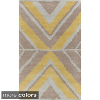 Beth Lacefield : Hand-Tufted Kaitlin Indoor Wool Rug (8' x 11')