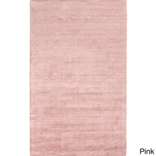 Papilio Handmade Pedro Solid Bamboo Rug (9' x 13')