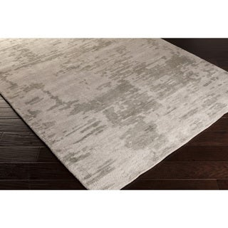 Papilio :Handmade Sloan Abstract Bamboo Rug (4' x 6')