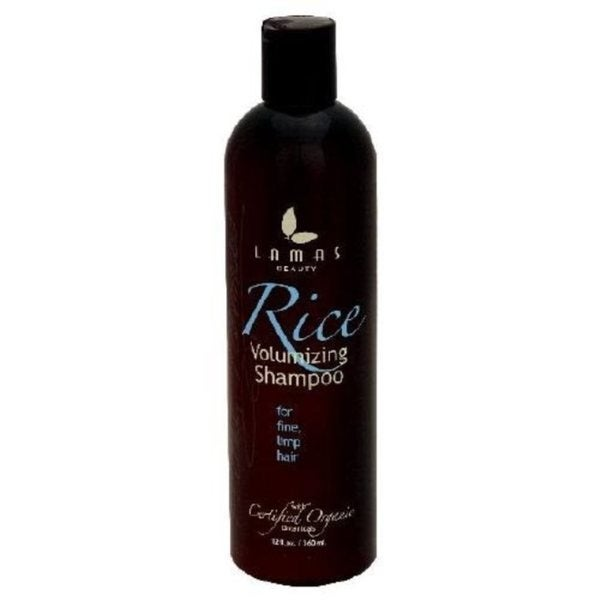 Peter Lamas Rice Protein 12-ounce Volumizing Shampoo