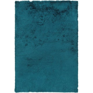 Papilio :Hand-Tufted Layne Solid Polyester Rug (8' x 10')