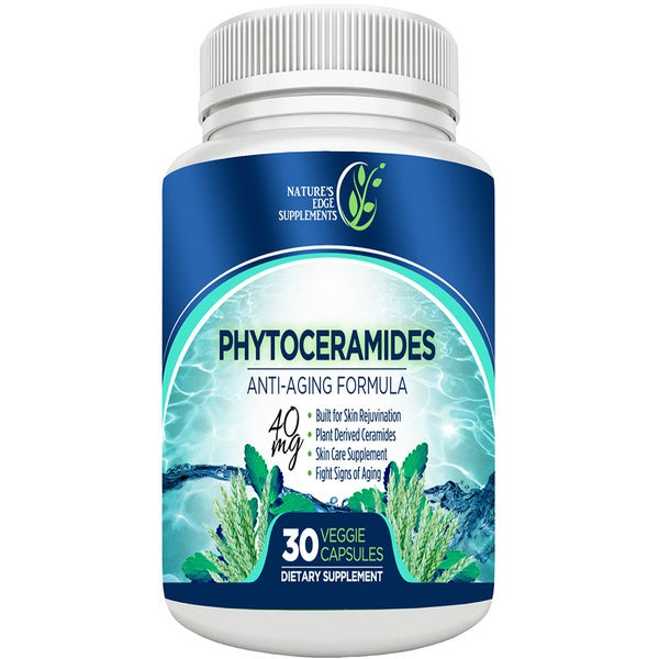 Phytoceramides Dietary Supplement (30 Capsules)