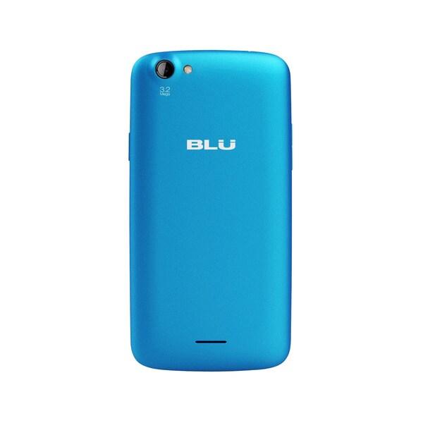 BLU Life Play Mini L190L 3G Dual-SIM Unlocked GSM Android Smartphone