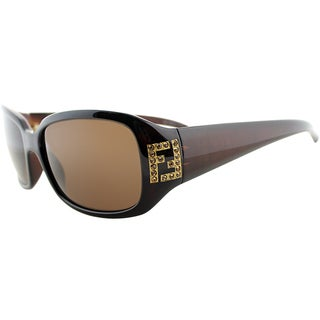 Fendi Women's FS350R 200 Rectangle Sunglasses