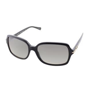 Coach Women's Blair Black Sunglasses