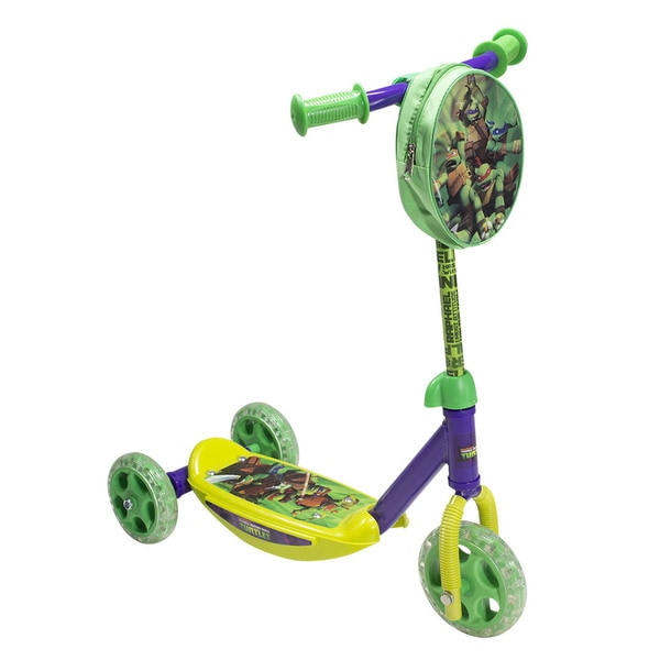 Teenage Mutant Ninja Turtles 3-wheel Scooter