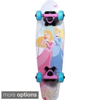 Disney Princess Kids 21-inch Complete Skateboard